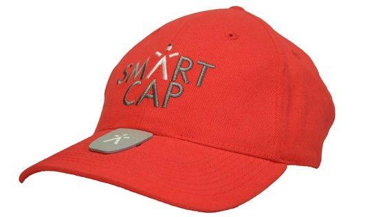 Smartcap heter en keps med inbyggd trötthetsövervakning.