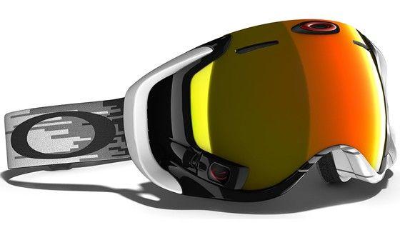 Skidglasögonen Airwave 1.5 från Oakley.