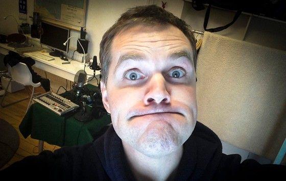 Tog en svensk varldens forsta selfie