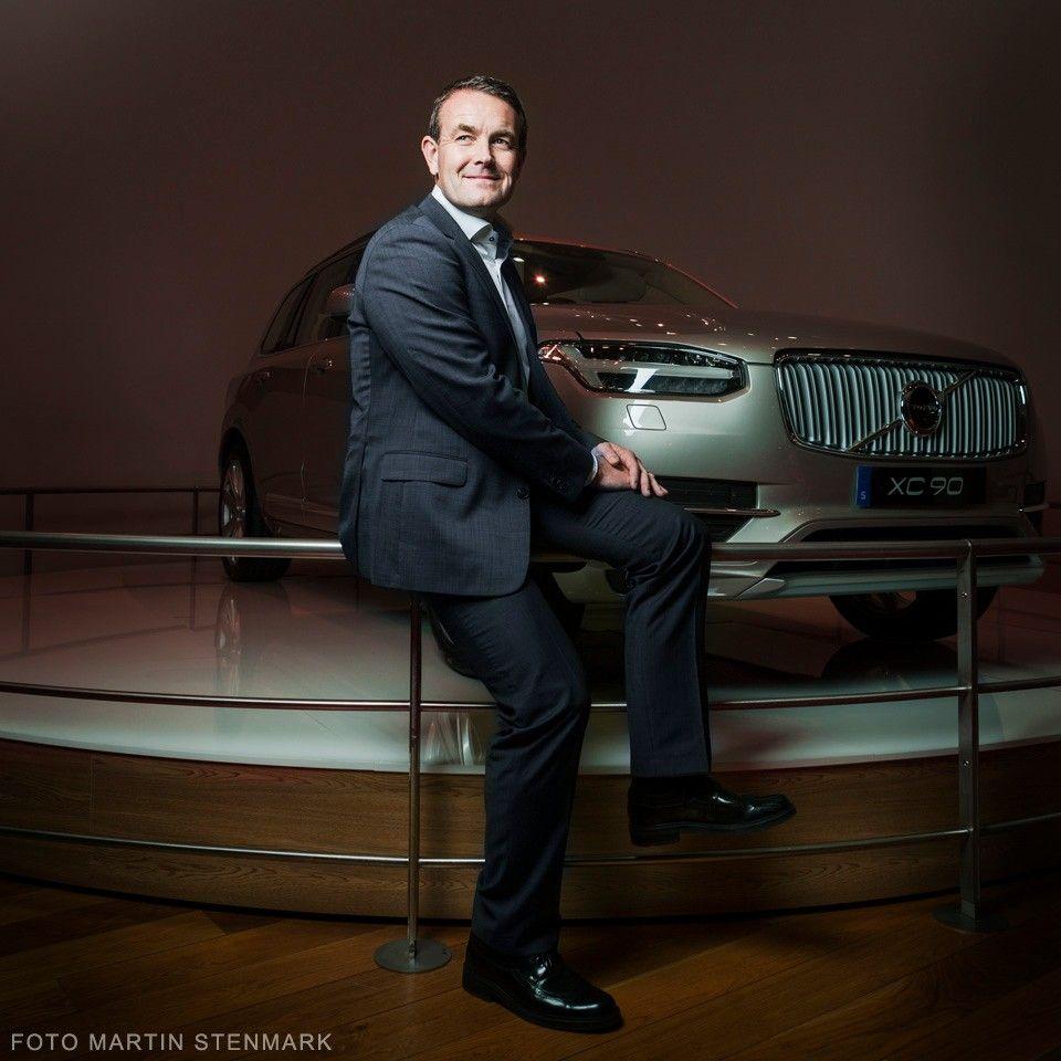 Klas Bendrik, Volvo Cars