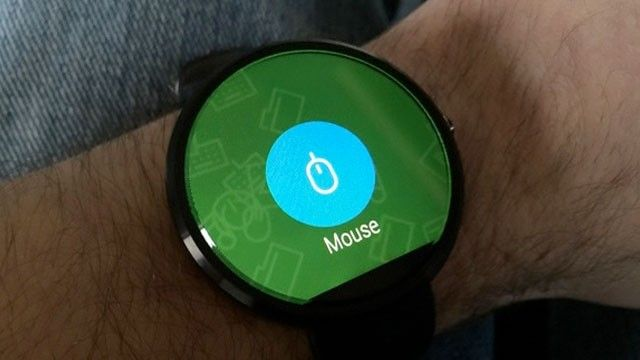 Så kontrollerar du din pc med Android Wear