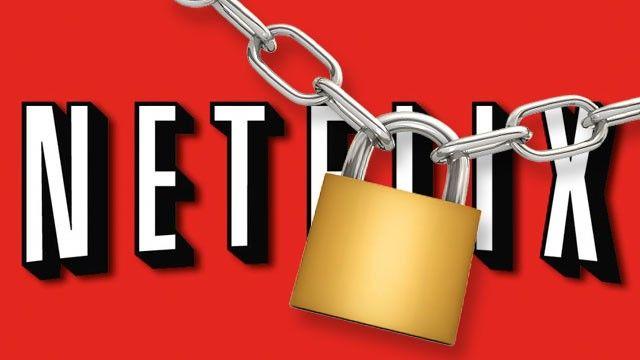 Netflix börjar blockera vpn-tjänster