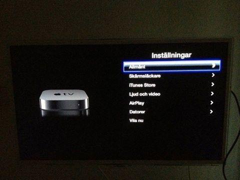 3. Ställ in Apple TV utan en IOS-enhet. Om du inte har några IOS-prylar går  det att göra inställningarna manuellt – det tar bara lite längre tid och är  lite ... 875e1e89d6fe5
