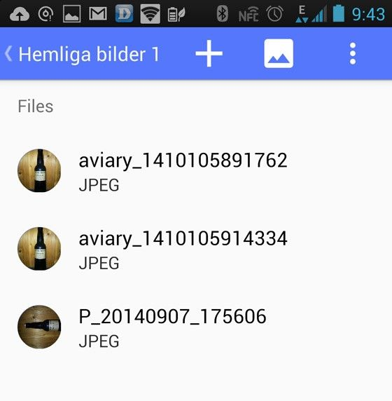 kryptering smartphone Secrecy