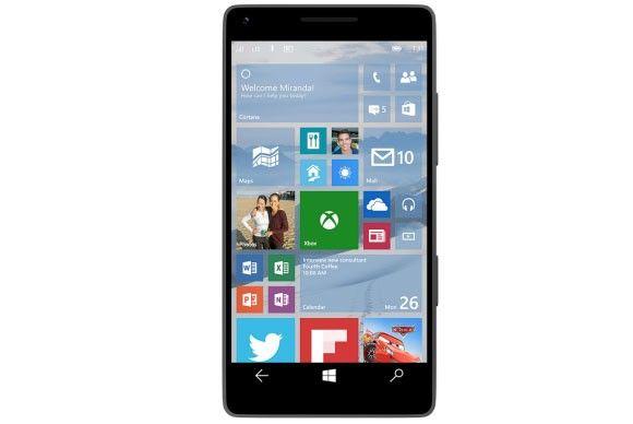 Windows 10 för mobiler
