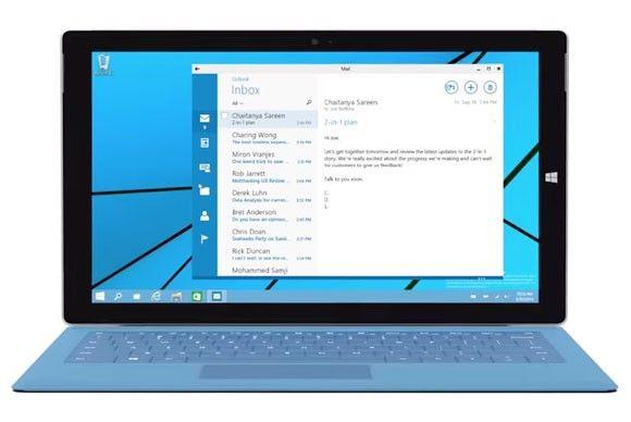 Windows 10 anpassat