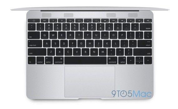Macbook Air ryktesskiss