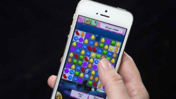 candy crush-arm