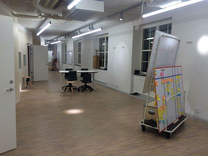 Open lab på KTH