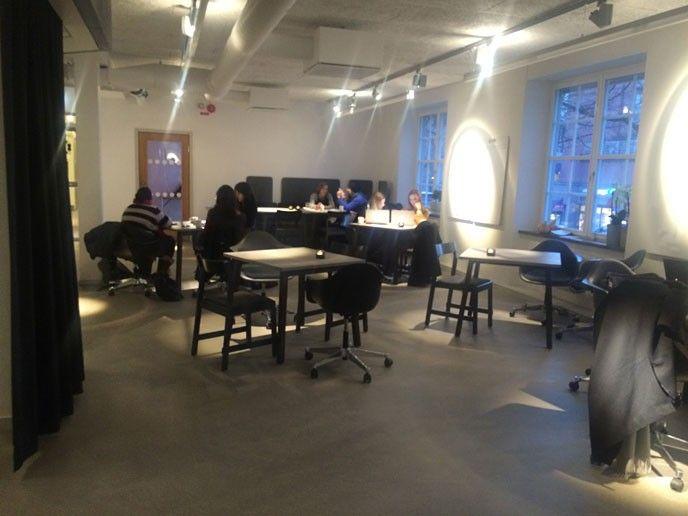 Open Labs på KTH, studenter