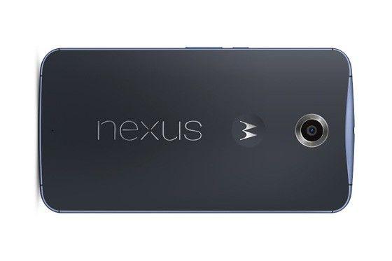 google nexus 6 slår rekord