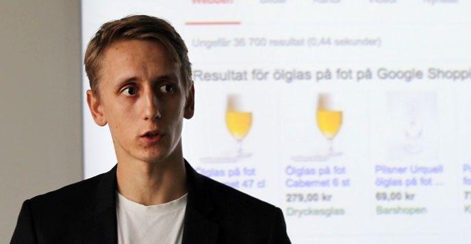 Linus Larsson Top Visible