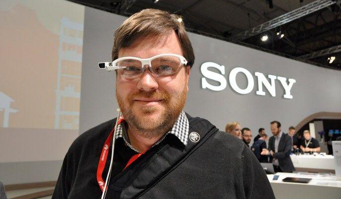 Sony ag-brillor