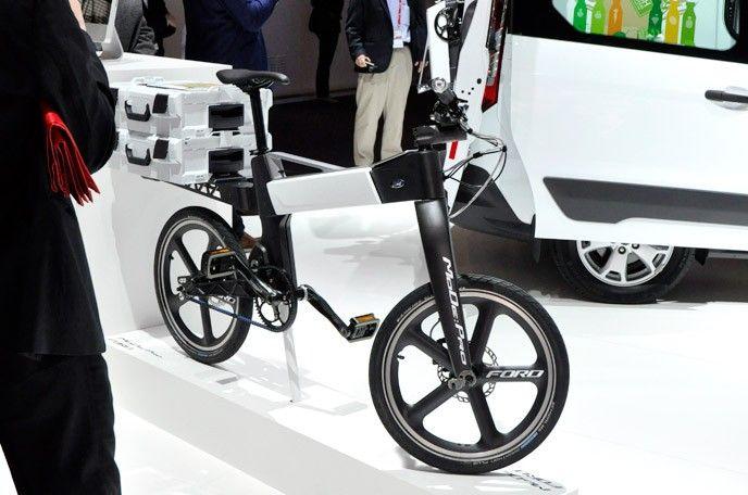 Ford elcykel