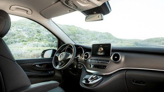 För att vara en MPV är köregenskaperna riktigt trevliga och komforten är fenomenal vid långkörningar.