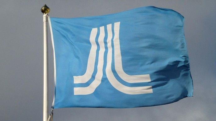 Landstingsflaggan