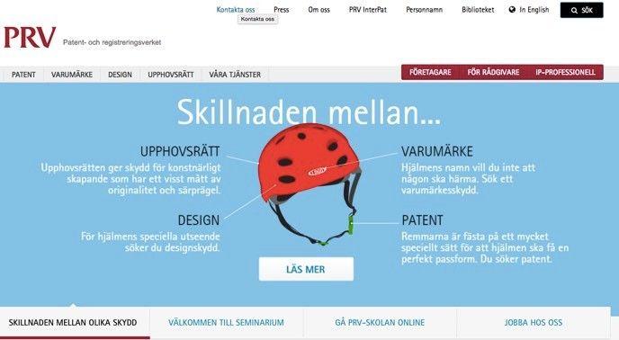 Patent- och registreringsverket