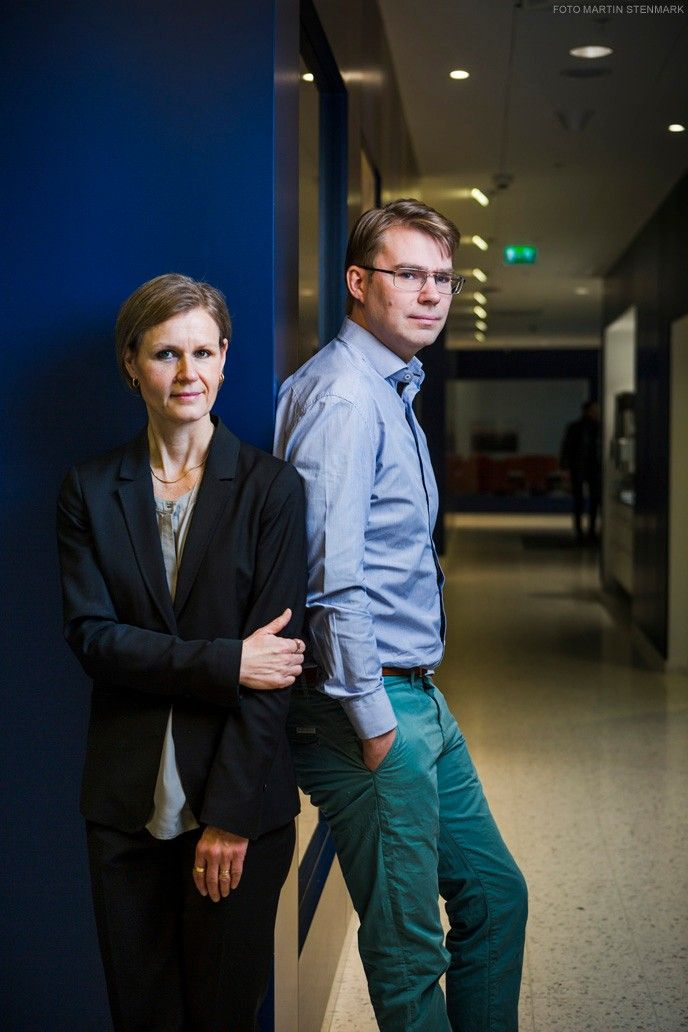 Eva Harström & Marcus Nilsson, Skanska
