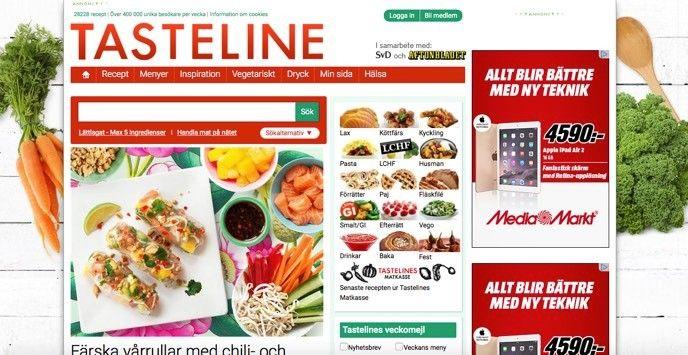 Tasteline