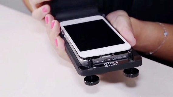 Skärmbyte i Iphone