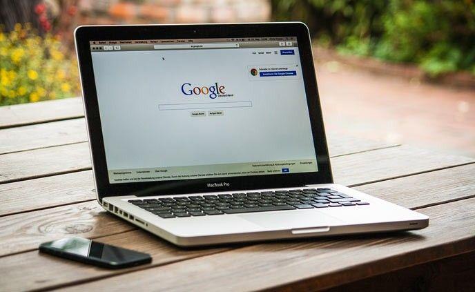 dator med Google