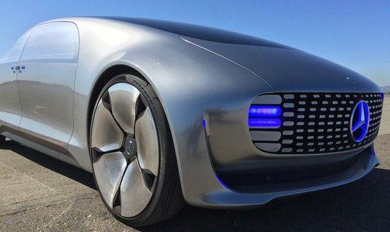 mercedes framtidsbil