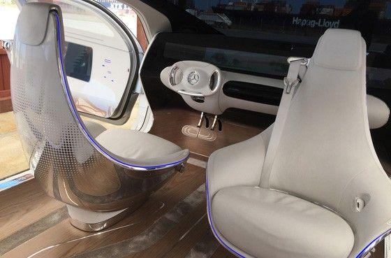 mercedes framtidsbil stolarna