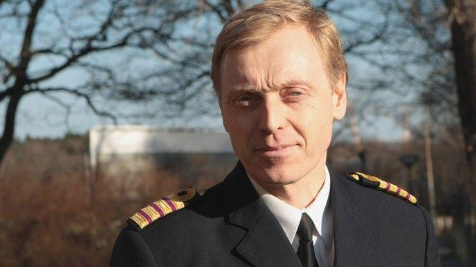 Peter Haglind, Försvarsmakten