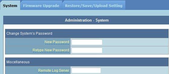 router installation lösenord