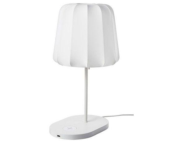 Test: Ikea trådlös laddning Morik, Vitahult, Varv, Selje M3