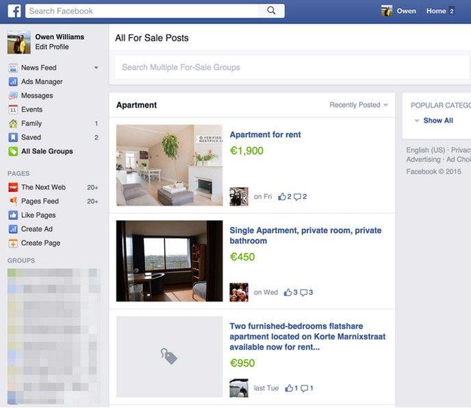 Annonser på Facebook