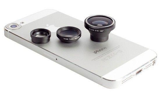 mobil objektiv black eye