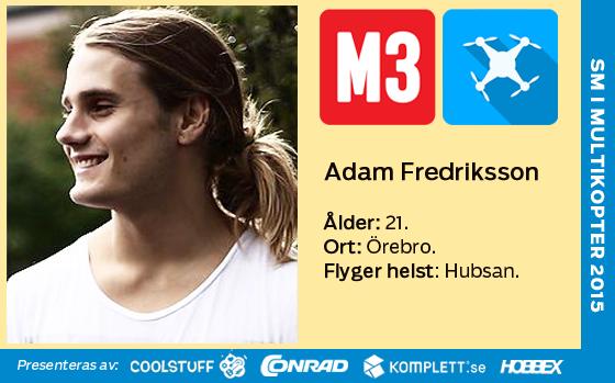 Adam Fredriksson