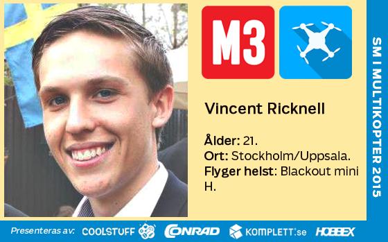 Vincent Ricknell