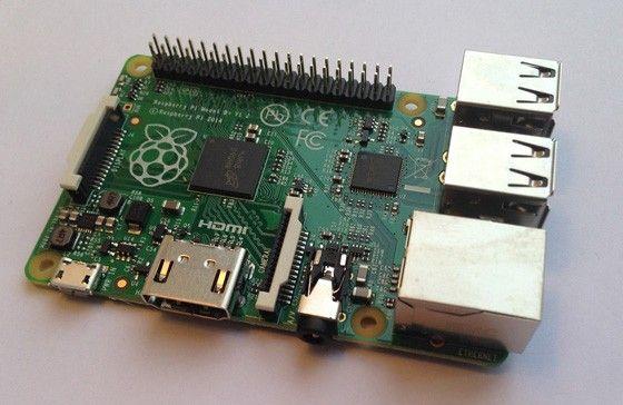 ljudsystem Raspberry pi