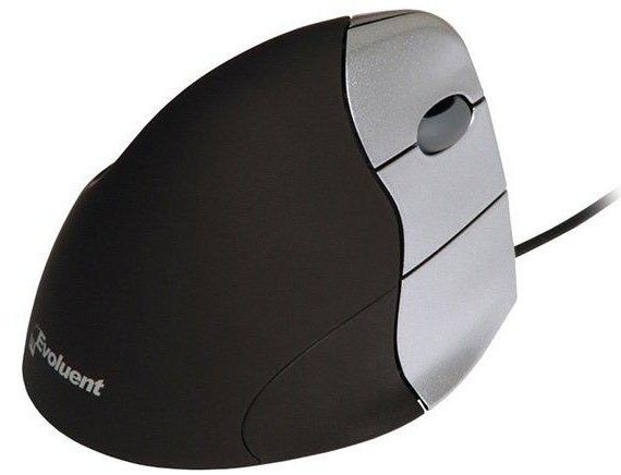 Jämförande test möss för Mac  Evoluent Vertical Mouse - MacWorld 1c898ced28263