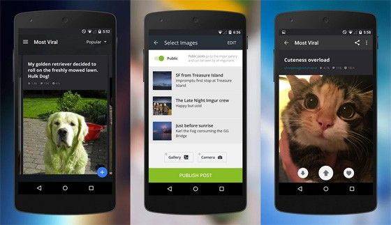 imgur android