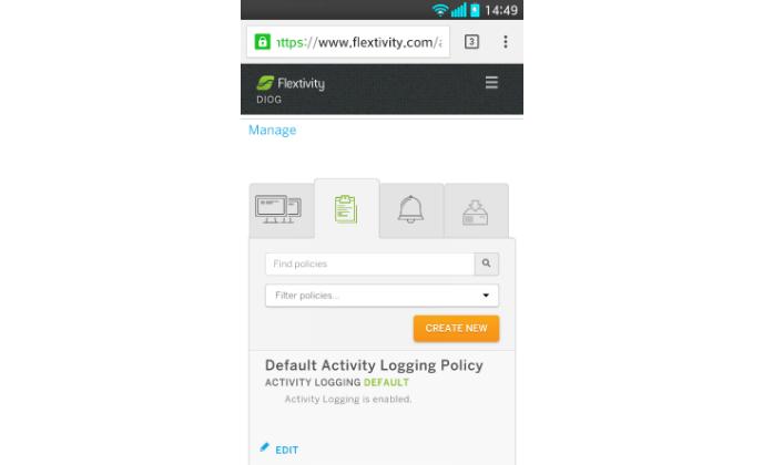 flextivity mobil