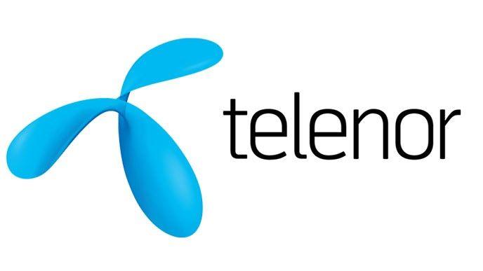 Telenor-logga