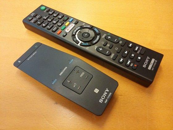 Sony Bravia X85 C fjärrkontroller