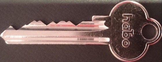 3d printed key