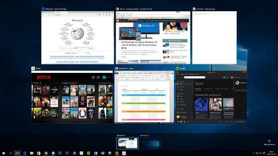 Test av Windows 10: Smart, stilrent och lite för stramt M3