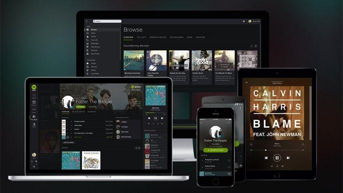 Spotify konkurrent lanseras i sverige