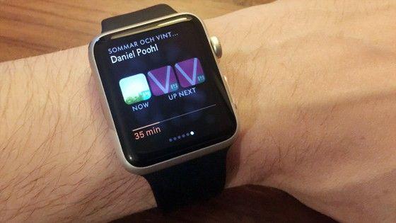 Apple Watch Overcast
