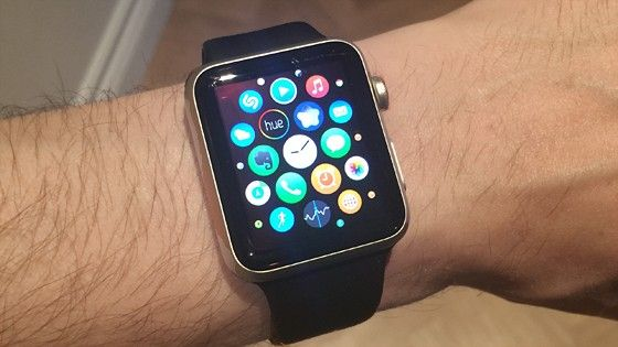 Apple Watch appvy