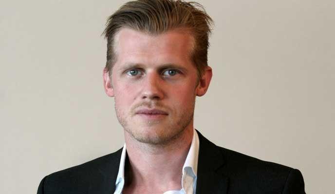 Fredrik Holmström