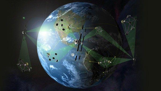 satelliter