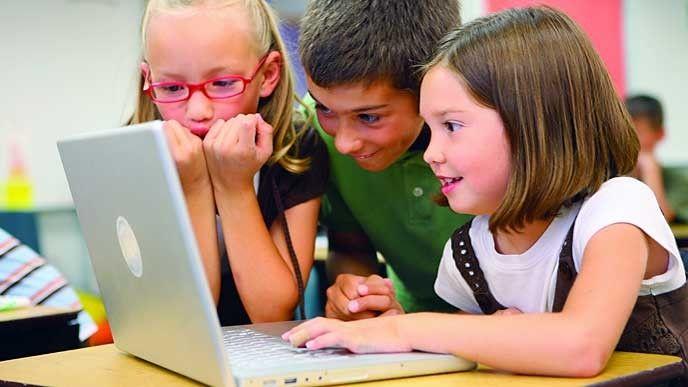 barn datorer