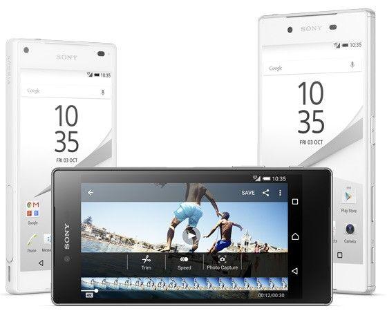 Sony Xperia Z5, Premium och Compakt