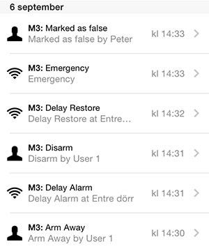 App Svenska Alarm